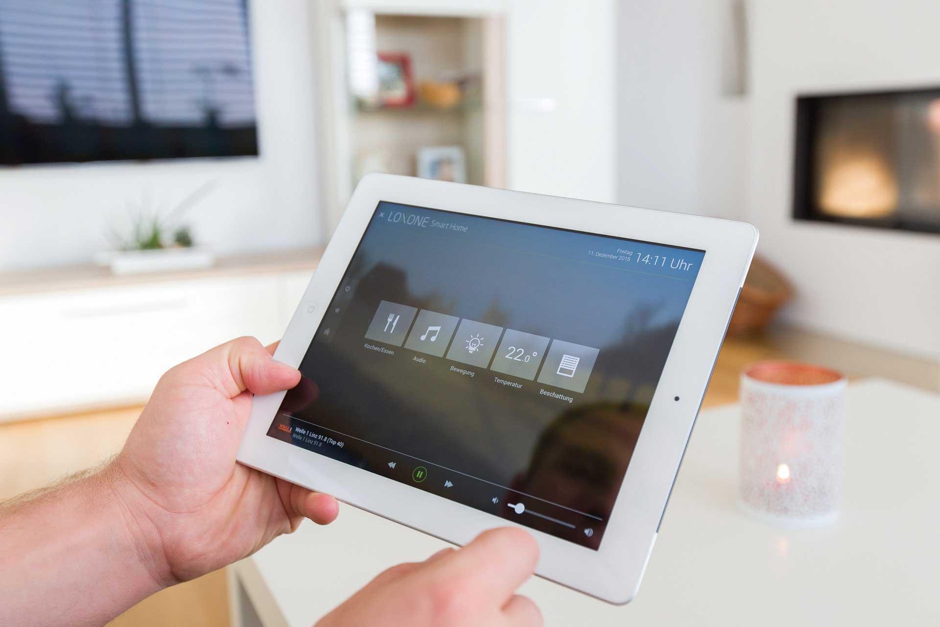 app 2 - Smart Home