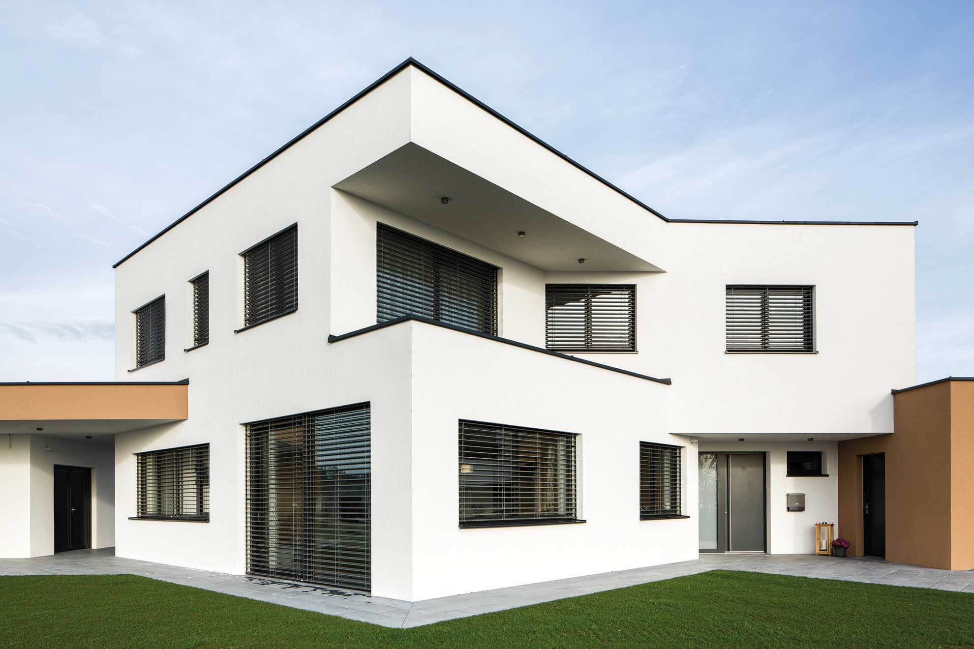 aussenansicht 1 - Smart Home
