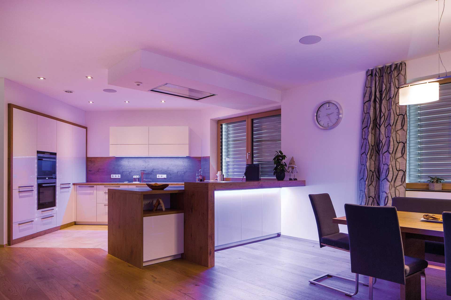 licht lila 1 - Smart Home